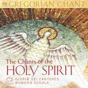 CD Chants of the Holy Spirit - 9781612612997