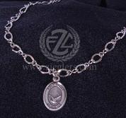 Holy Spirit Bracelet in Sterling Silver - Style BL944SS7FSSW
