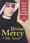 CD Diary of Saint Maria - Divine Mercy in My Soul - 9781596142930