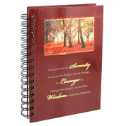 Serenity Prayer Journal - 9781770362512