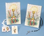 First Communion Mass Book Set for Girl - CB80864W