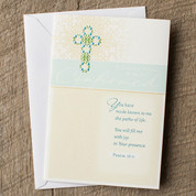 Confirmation Greeting Card - The Path Your On Style OP80871