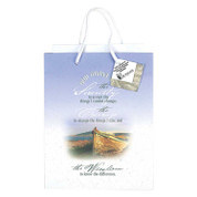 Giftbag with Serentiy Prayer - Medium Style DIGB4018