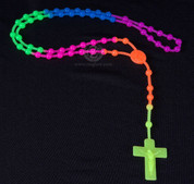 Rosary in Multiple Colors - Style RI26308