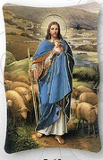 Plaque - Jesus the Good Shepherd Style G40 - Available in 2 Sizes