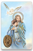 Holy Card of Olvida Y Dejaselo A Dios - Spanish