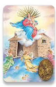 Holy Card of Nuestra Senora De Loreto - Spanish