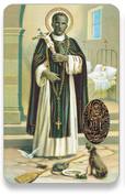 Holy Card of Oracion A San Martin de Porres - Spanish