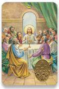 Holy Card of El Credo de Los Apostoles - Spanish