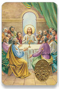 Holy Card of El Credo de Los Apostoles - Spanish