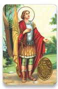 Holy Card of Oracion al Glorioso San Pancracio - Spanish