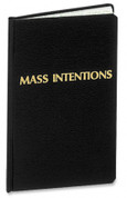 Mass Intentions Record Book - RE252