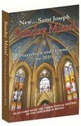 2016 - St Joseph Sunday Missal and Hymnal (CB201604)
