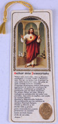 Bookmark Sacred Heart of Jesus in Spanish