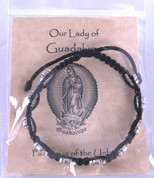 Bracelet Our Lady of Guadalupe - Style ABJZZ14BK