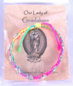 Bracelet Our Lady of Guadalupe - Style ABJZZ14NEF