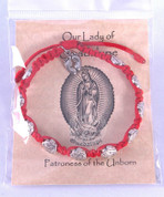 Bracelet Our Lady of Guadalupe - Style ABJZZ14REF