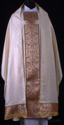 Humerial Veil in Damask - Style ALB4315