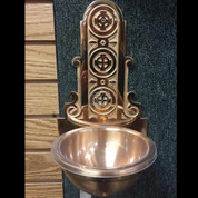 Holy Water Font | Bronze | 16.5"