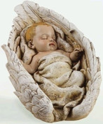 Baby in Wings Figure - Style RO63644