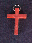 Cross | Pendant |Medium Brown Wood | COC1000026