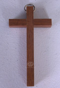 Cross | Walnut Wood | Size 4"