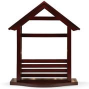 Wood Creche | First Blessing Nativity | Lenox | LEN829417