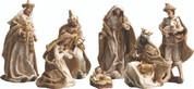 Nativity Set |Traditional | 7 Pieces | TRIX9157