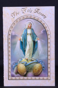 Rosary Prayer Booklet | Miraculous Medal | EGHRL01E