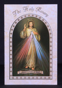 Rosary Prayer Booklet | Divine Mercy | EGHRL08E