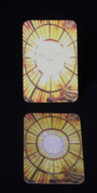 Holy Card | Holy Spirit  | Lenticular Printed 2D