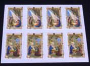 Sticker Sheet | 2 Nativity Scenes | 8 Stickers