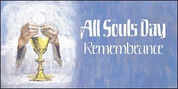 Offering Envelope All Souls Day Remembrance HT7188