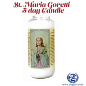 Saint-Maria-Goretti-5-Day-Devotional-Candle-with-prayer-in-english-and-spanish-1012SMGZieglers