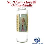 Saint-Maria-Goretti-6-Day-Devotional-Candle-with-prayer-in-english-and-spanish-2012SMGZieglers