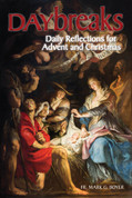 Daybreak Daily Reflection Advent Christmas 9780764826160