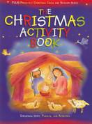 Children Christmas Activity Book 9780819815842