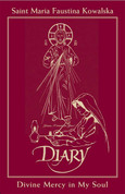 Book Diary Saint Faustina Divine Mercy In My Soul 9781596141896