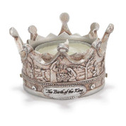 Votive Candle Holder Birth of the King DISCHCD316