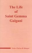 Pamphlet Life of Saint Gemma Galgani