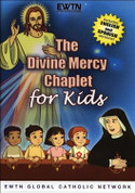 DVD The Divine Mercy Chaplet For Kids IGDMCKM