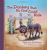 The Donkey That No One Could Ride Hardcover 9780736948517