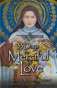33 Days to Merciful Love Jubilee Year of Mercy Do it yourself Retreat  Father Michael Gaitley 9781596143456