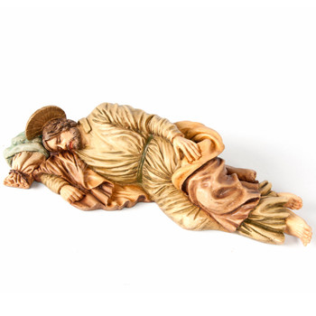 Sleeping Saint Joseph Statue available in 2 sizes
