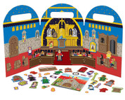 My Little Church Magnet Play Set WBIW201591