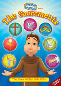 The Sacraments | The Grace Within God's Gifts | Brother Francis | DVD | Animated