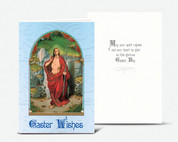 Greeting Card Resurrection of Jesus Easter HIEC9100 .