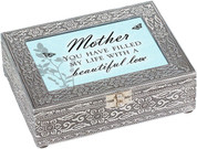 Chest Metal Music Box Mother CGCXC1