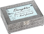 Chest Metal Music Box Daughter CGCXC3
