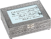 Chest Metal Music Box Granddaughter CGCXC5